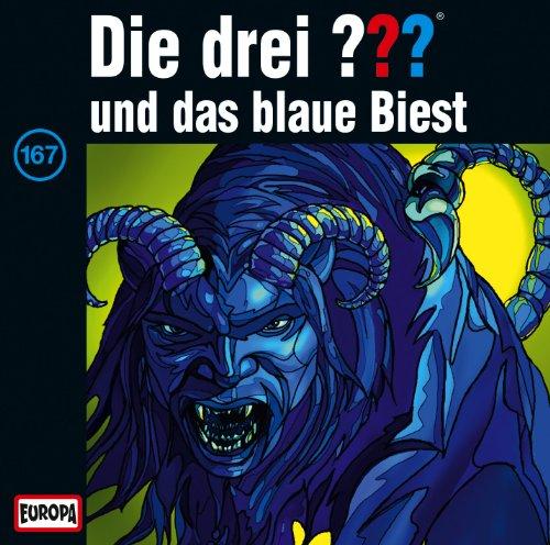 Die drei ??? (167) und das Blaue Biest (Europa)