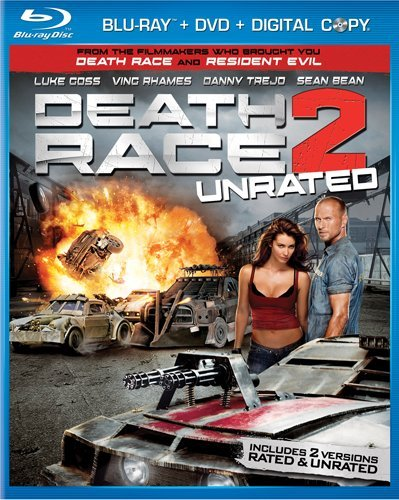 Death Race 2 [Blu-ray]-Universal Studios