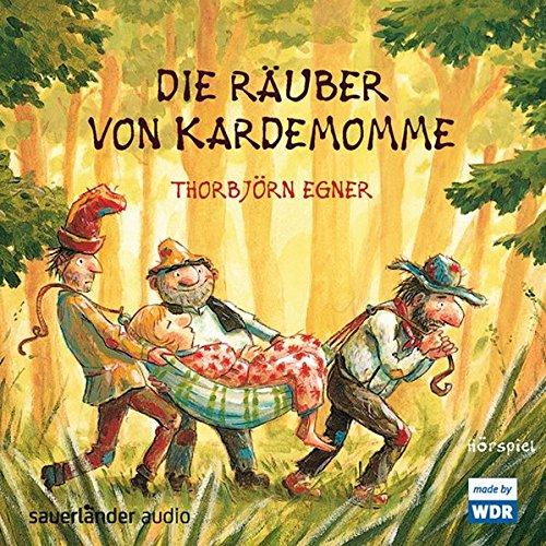 Die Räuber von Kardemomme (Thorbjörn Egner) WDR 2009