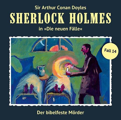 Sherlock Holmes - neue Fälle (14) Der bibelfeste Mörder (Romantruhe Audio)