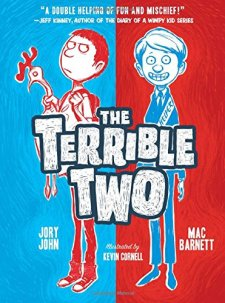 The Terrible Two by Mac Barnett| wearewordnerds.com