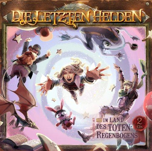 Die letzten Helden (12) Im Land des Toten Regenbogens (Holysoft)