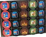 Gift of Kona Single-Serve Cups, for Keurig K-cup Brewing Systems, Pure Kona and Kona Hawaiian Coffee, Gift Boxed for Valentines, Mothers Day, Fathers Day and all Occasions, 20 Kona One-Cup Variety Pack Gift