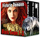 Black Swan COLLECTED TALES, Books 1-3: Elves, Werewolves, Vampires, Demons, and Witches Paranormal Romances (Knights of Black Swan Box Set)