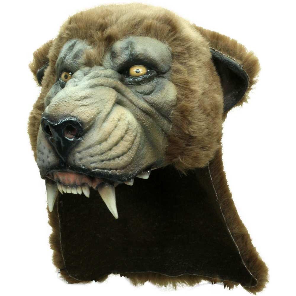 Cougar Head Mask Helmet