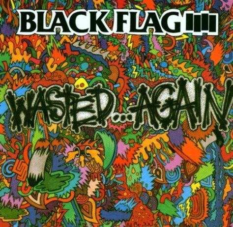 Black Flag-Wasted Again-CD-FLAC-1987-DeVOiD Download