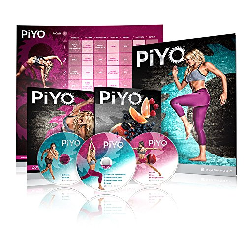 Chalene Johnson's PiYo Base Kit - DVD Workout