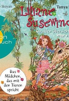 Buchdeckel von Giraffen übersieht man nicht (Liliane Susewind 12)