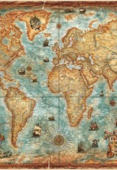 Cover von Modern World Antique Map, plano