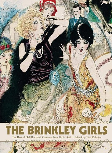 The Brinkley Girls, Nell Brinkley, Trina Robbins