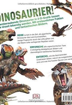 Abdeckung Wissen. Dinosaurier: Die Urzeitriesen in spektakulären Bildern