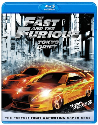 ワイルド・スピードX3 TOKYO DRIFT [Blu-ray]