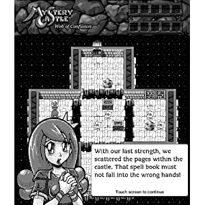 Mystery Castle: Web of Confusion (A Game for Kindle) by Runestone Games Limited