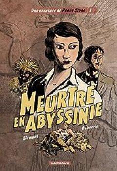Livres Couvertures de Renée Stone, Tome 1 : Meurtre En Abyssinie