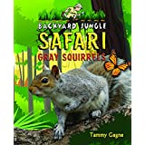 Backyard Jungle Safari: Gray Squirrels