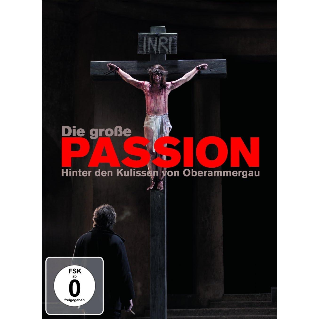 Die große Passion [DVD]; ca. 18 Euro