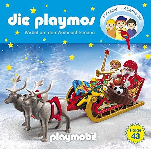 Die Playmos (43) Wirbel um den Weihnachtsmann (Lübbe Audio)