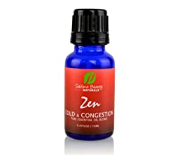 Zen Cold and Congestion Essential Oil Blend