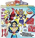 DC Superhero Girls Fashion Sketch Set