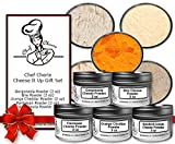 Chef Cherie's Cheese it Up Gift Set-Contains 5 2 Oz. Tins