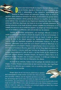 Livres Couvertures de Dauphins en liberté