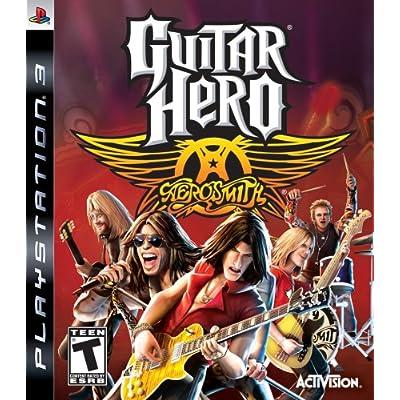 Guitar Hero: Aerosmith for the PS3