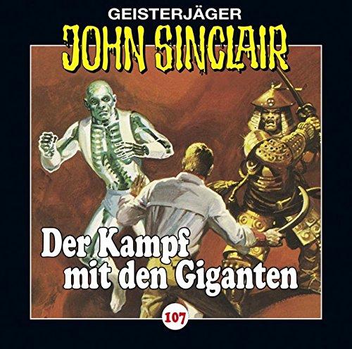John Sinclair (107) Der Kampf der Giganten - Lübbe Audio 2016