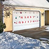 Christmas Garage Door Magnets - Improvements