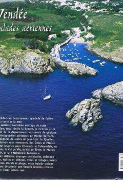 Livres Couvertures de Vendée : Balades aériennes