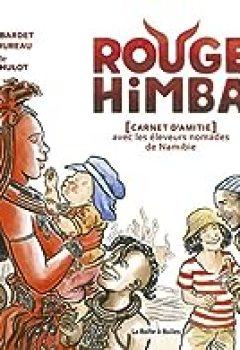 Livres Couvertures de Rouge Himba