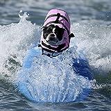 Pet Lifte Preserver - All Sizes - Dog Life Vest Jacket Doggy Life Jacket Violet Small