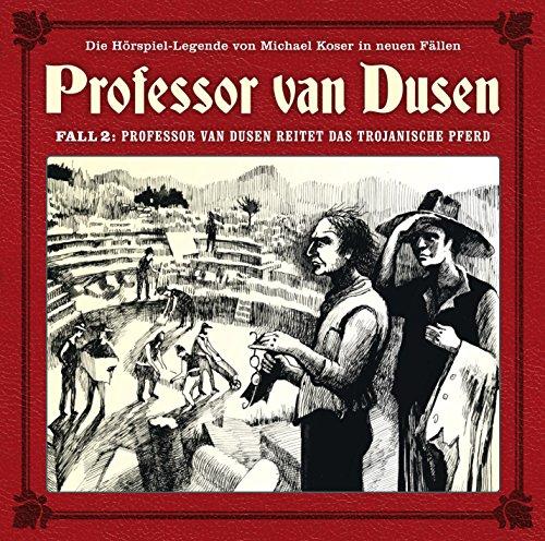Prof. van Dusen - Die neuen Fälle - Professor van Dusen reitet das trojanische Pferd (Michael Koser) Allscore / Highscoremusic 2015