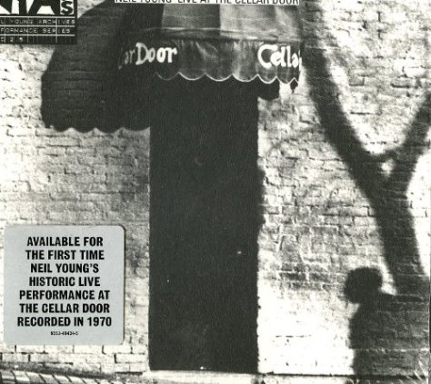 Neil Young-Live At The Cellar Door-CD-FLAC-2013-JLM Download