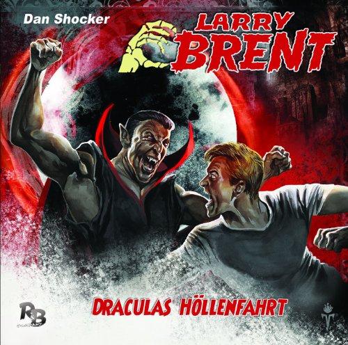 Larry Brent (13) Draculas Höllenfahrt (R&B Company)