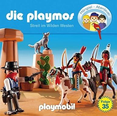 Die Playmos (35) Streit im Wilden Westen (Lübbe Audio)