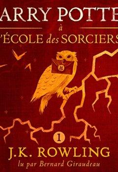Livres Couvertures de Harry Potter à l'École des Sorciers (Harry Potter 1)
