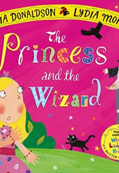 Livres Couvertures de The Princess and the Wizard