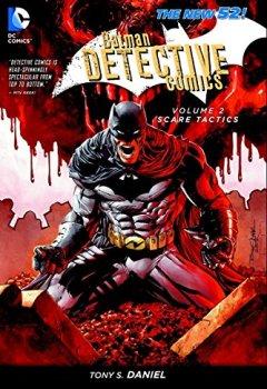Livres Couvertures de Batman: Detective Comics Vol. 2: Scare Tactics (The New 52)