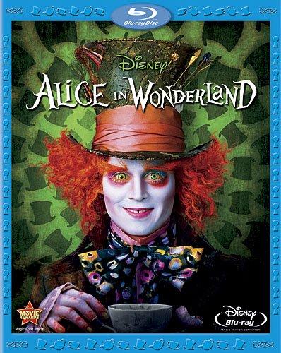 Alice in Wonderland [Blu-ray]-Walt Disney Pictures