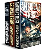ALL ACTION THRILLER BOXSET: THREE MURRAY MCDONALD STANDALONE THRILLERS