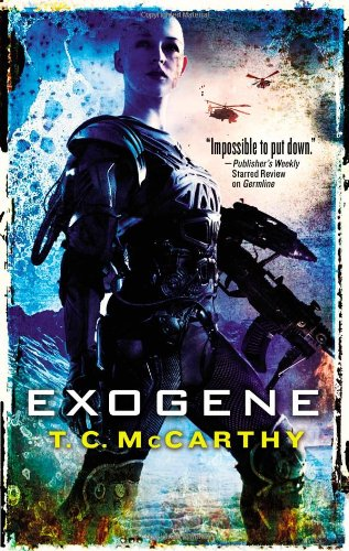 Exogene by TC McCarthy