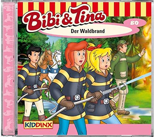Bibi und Tina ( 80) Der Waldbrand - Kiddinx 2015