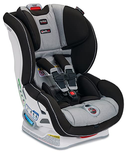 Britax USA Boulevard ClickTight Convertible Car Seat, Metro
