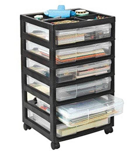 Best Price Amazon Iris 150817 Project And Scrapbook Carts 6