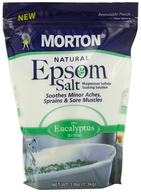 Instant Ocean Salt Mix Ratio : Quick tip use epsom salt for more than just soaking