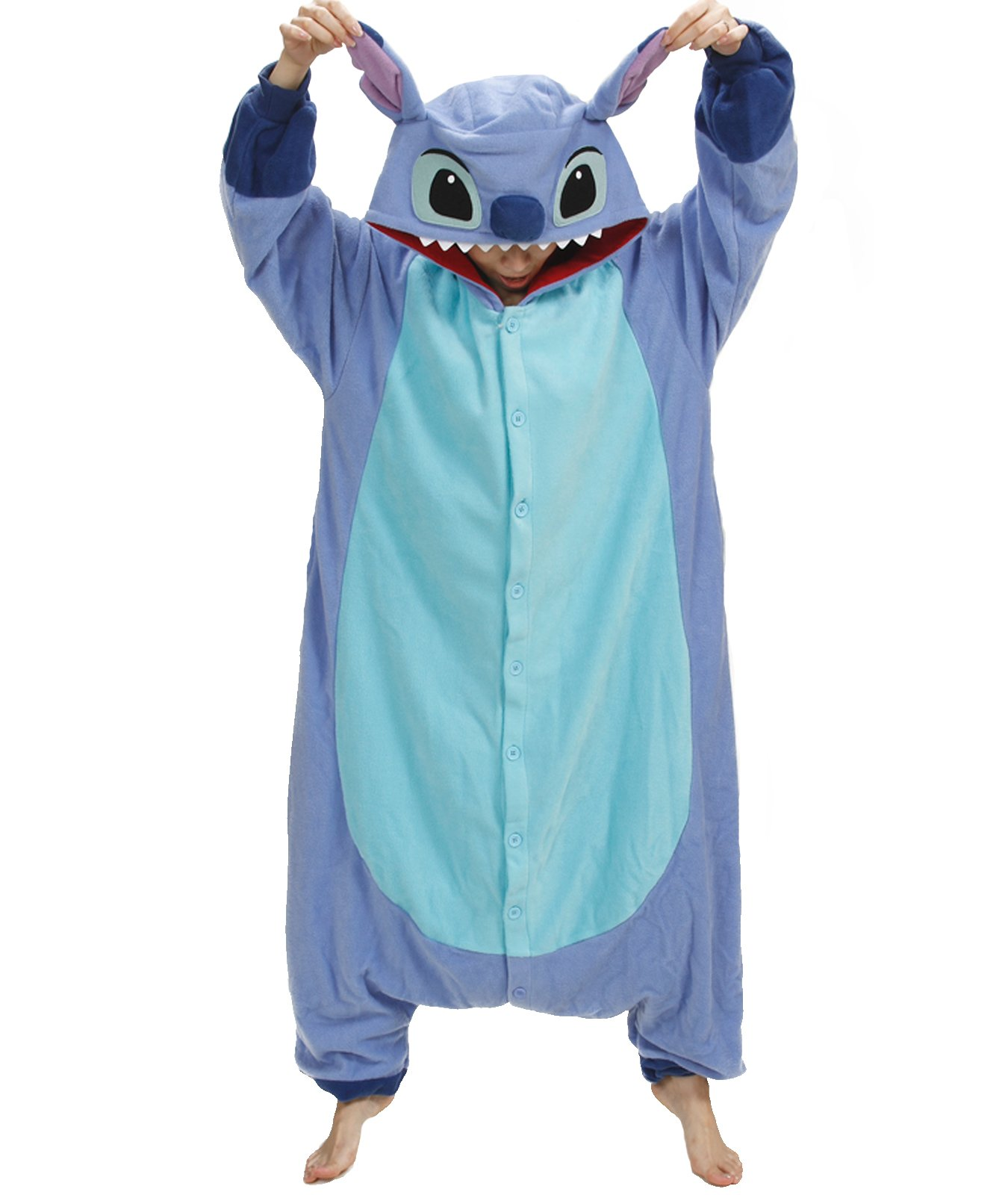 Disney Stitch Pajama Costume