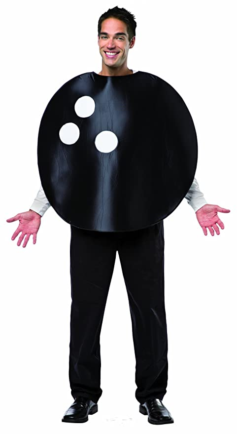 Rasta Imposta Men's Let's Bowl Ball, Black/White, One Size