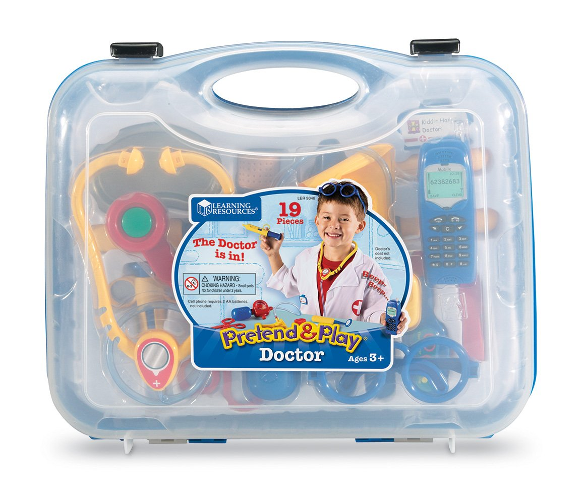 Learning Resources Pretend And Play Doctor Set New Free