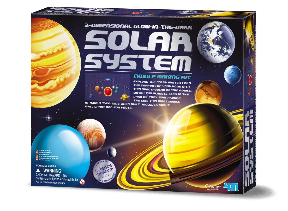 Kids 3D solar System Kit