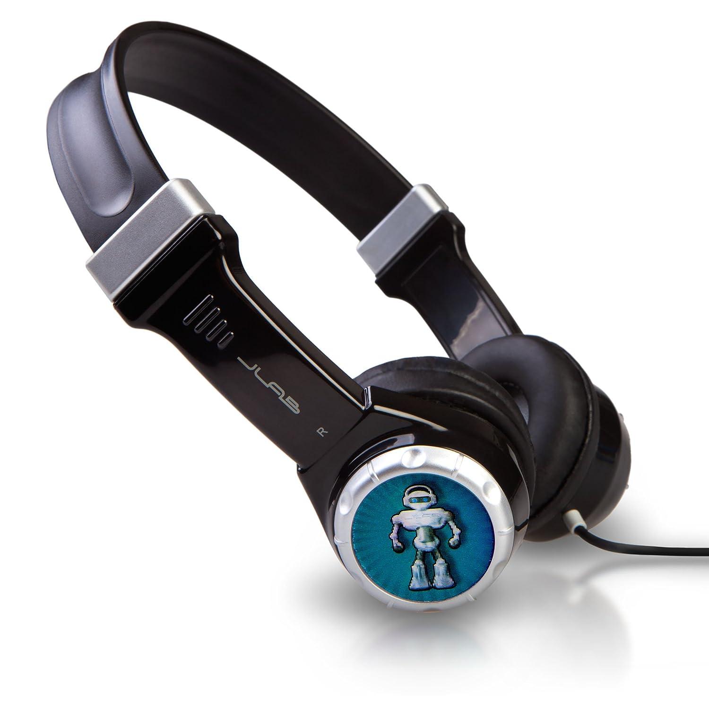 JLab JBuddies Kids Volume Limiting Headphones